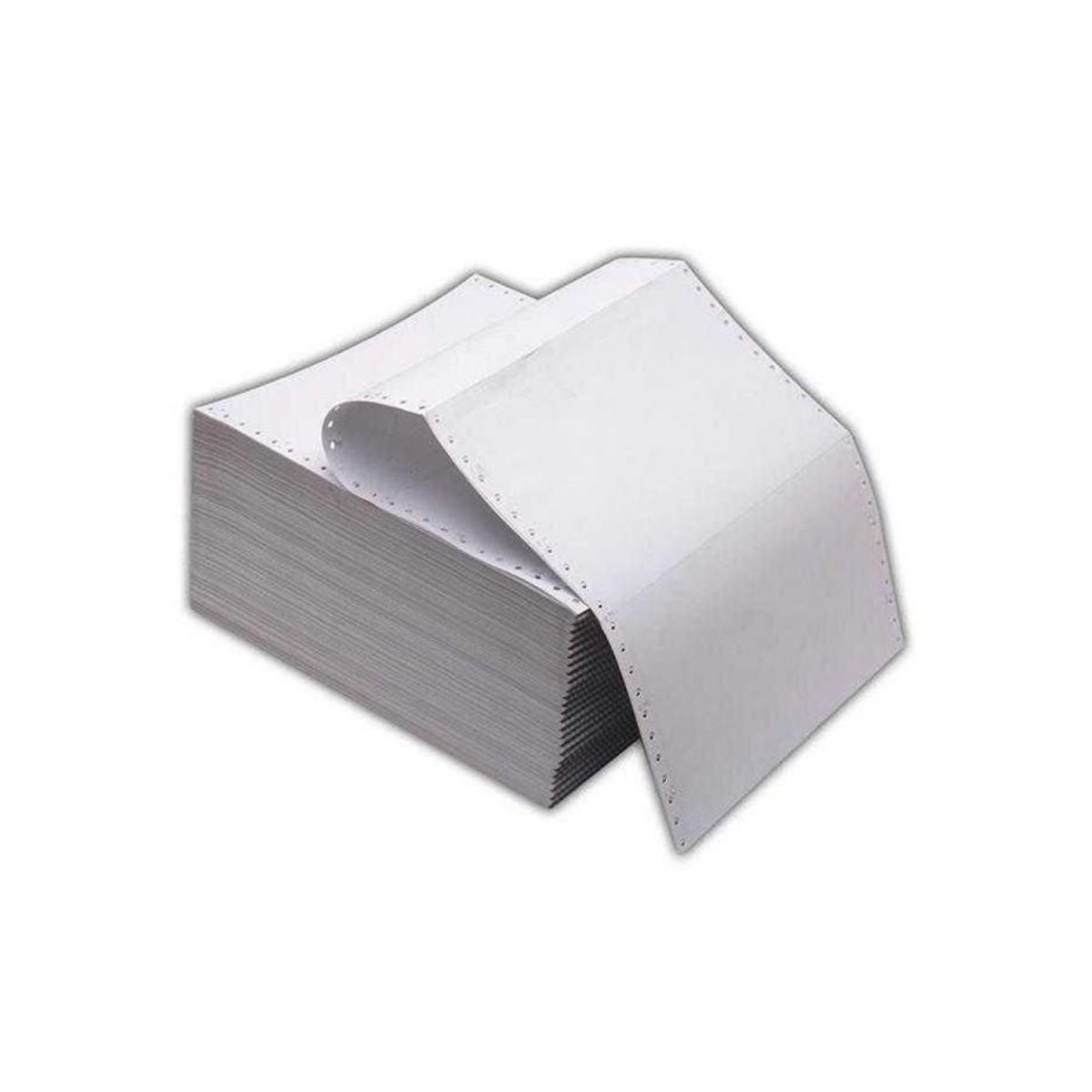Meteksan 11x24 1 Nüsha 60 Gr 2000 Li Bilgisayar Kağıdı