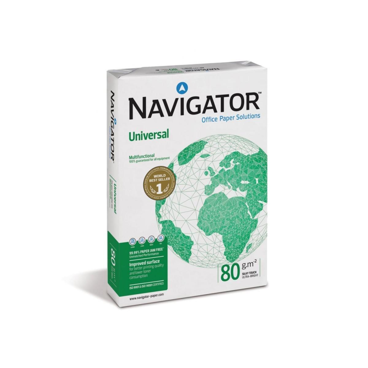 Navigatör A4 500 Lü 80 Gr Fotokopi Kağıdı