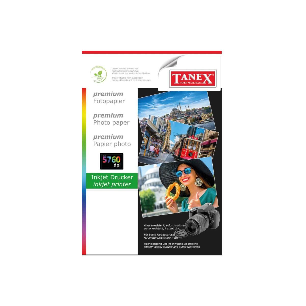 Tanex 200 Gr A4 25 Lik Fotoğraf Kağıdı
