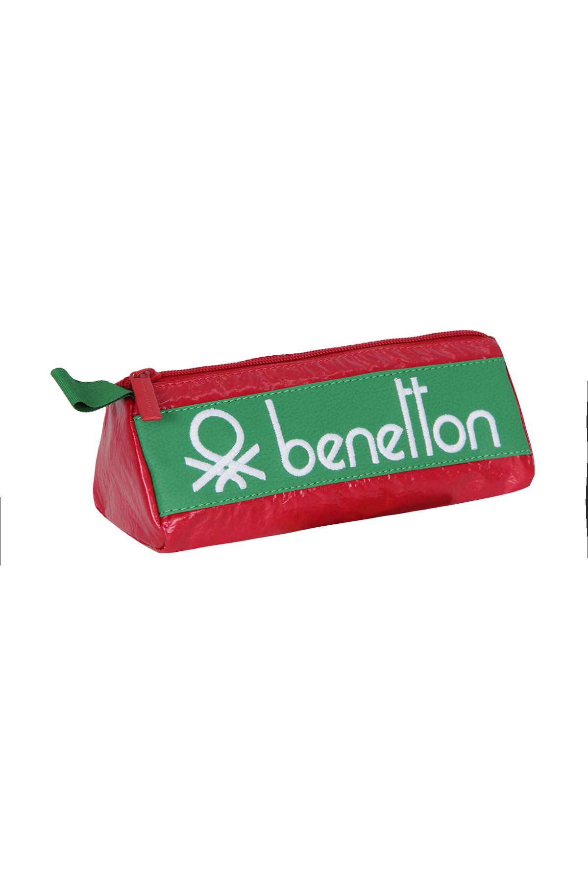 United Colors of Benetton 2021 Yeni Sezon Tek Gözlü Kalem Kutu Kırmızı 70115