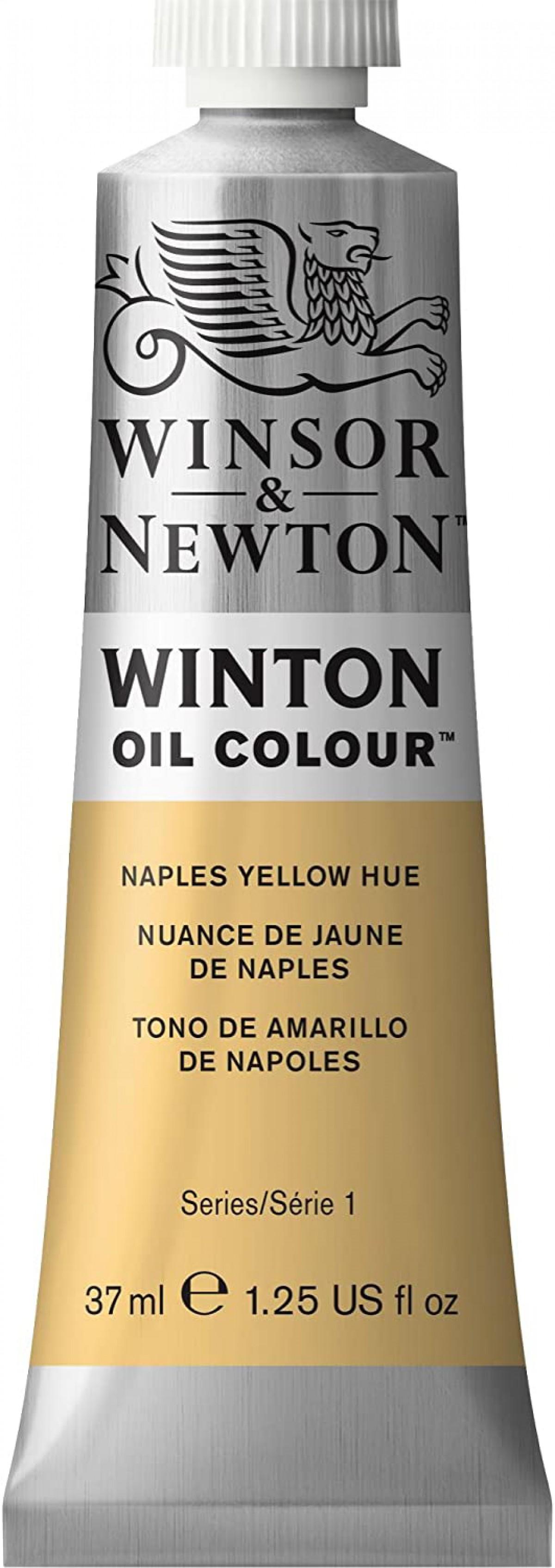 Winsor Newton Winton Yağlı Boya 37ml - Naples Yellow Hue 422