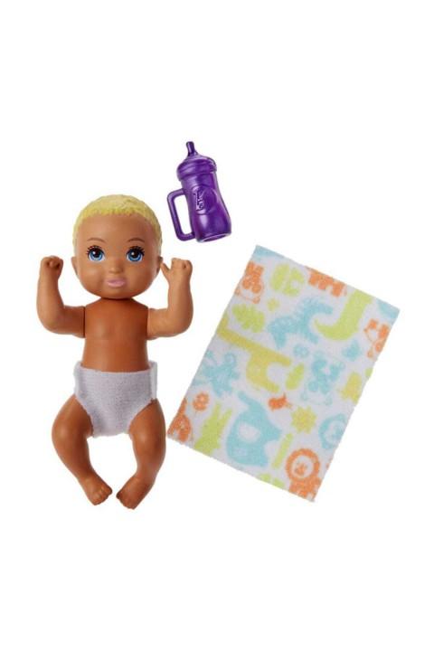 Barbie Skipper Babysitters Oyuncak Mini Bebek - Sarışın