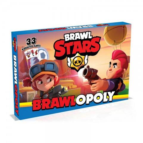 Braw Stars Brawlopoly Kutu Oyunu