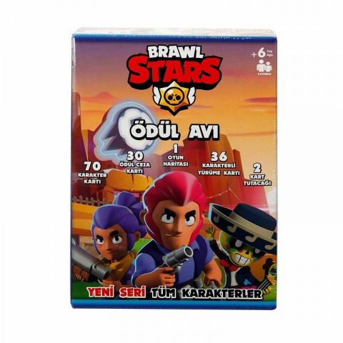 Braw Stars Ödül Avı Kutu Oyunu