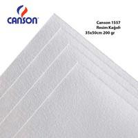 Canson 1557 35x50cm Çizim/Resim Kağıdı 200gr 20 Adet