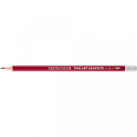 Cretacolor CLEOS Fine Art Dereceli Kalem - 7H  160 17