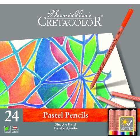 Cretacolor Fine Art 24'lü Pastel Kalem Seti 470 24