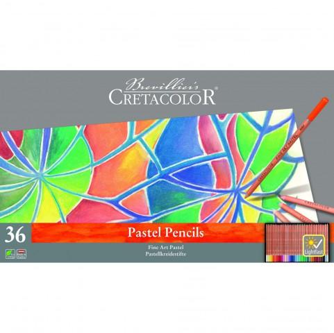 Cretacolor Fine Art 36'lı Pastel Kalem Seti 470 36