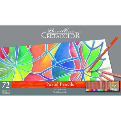 Cretacolor Fine Art 72'li Pastel Kalem Seti 470 72