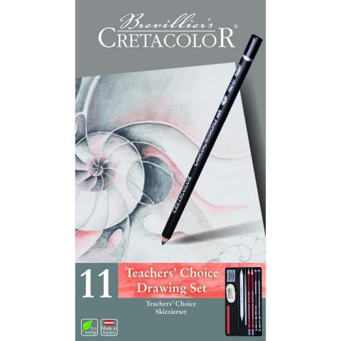 Cretacolor Theacher's Choice Beginner Çizim Seti 400 33