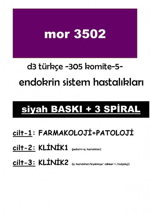 Dönem 3 Türkçe Komite 5 Spiral - SİYAH -