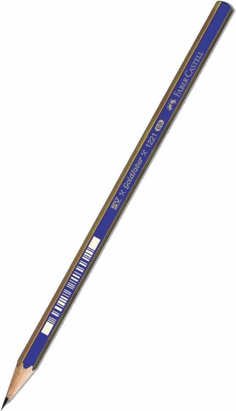 Faber Castell Goldfaber 6b Dereceli Kurşun Kalem