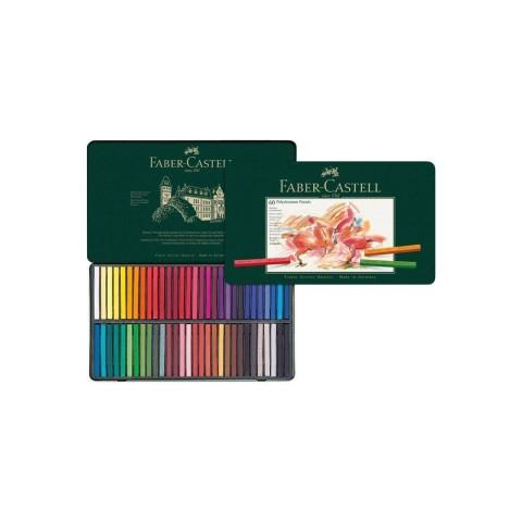 Faber Castell Polychromos 60 Renk Pastel Boya