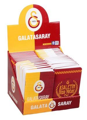 Galatasaray 8x13cm Bloknot Çizgili