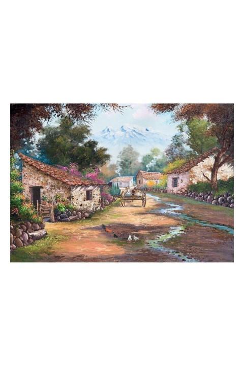 Keskin Color 1000 Parça Puzzle 48x68 cm - ATLI ARABA