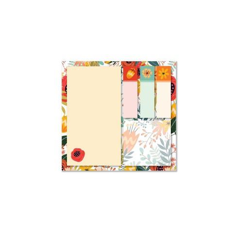Keskin Color 12x12cm 5'li Yapışkanlı Not Kağıdı Seti - Spiring