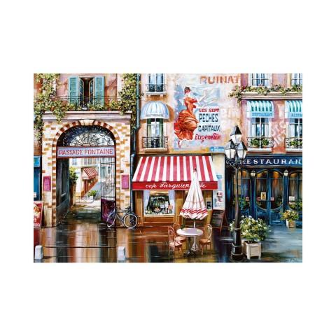 Keskin Color 2000 Parça Puzzle 68x96 cm - FRANSIZ SOKAĞI
