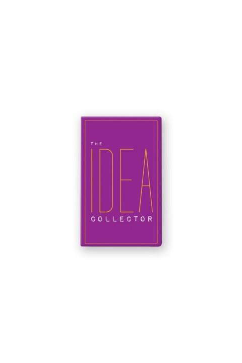 Keskin Color The Idea Collector 13x21 cm Sert Kapak Ciltli Planner - Mor