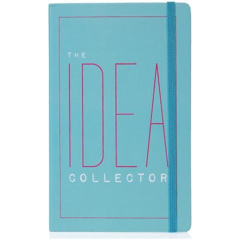 Keskin Color The Idea Collector 13x21 cm Sert Kapak Ciltli Planner - Yeşil