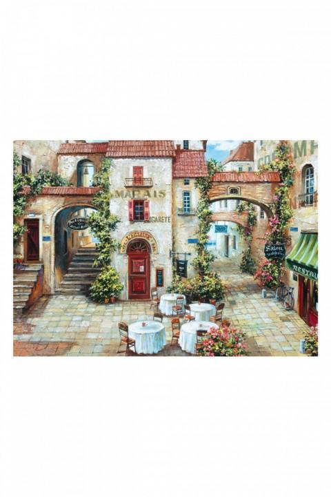 Keskin Color Köy Meydanı 1000 Parça Puzzle