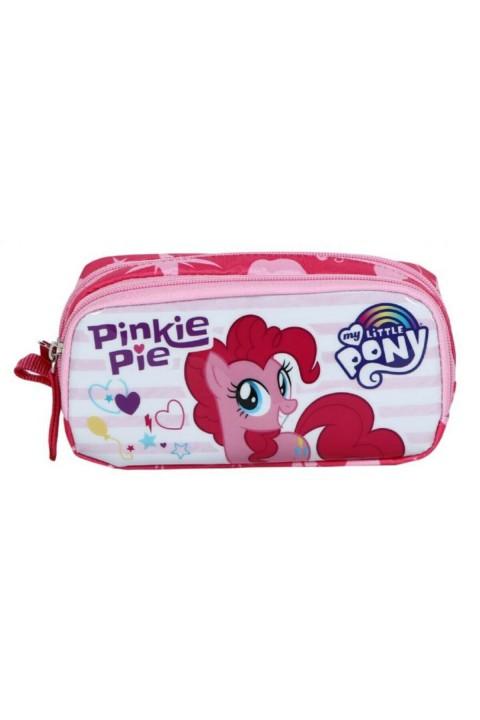 My Little Pony Çift Gözlü Kalem Kutu Pinkie Pie 21605
