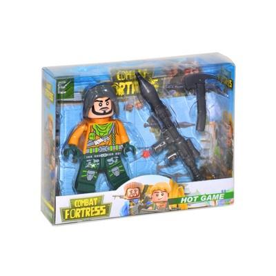Oyuncak Lego Figür Asker