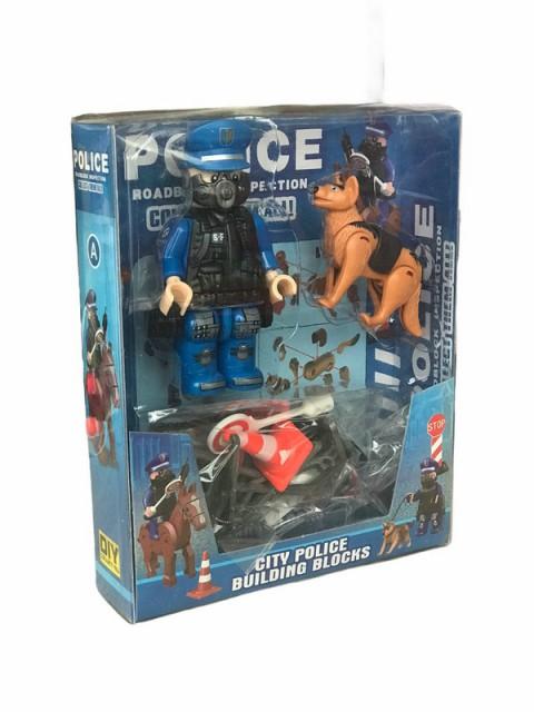 Oyuncak Lego Polis Seti