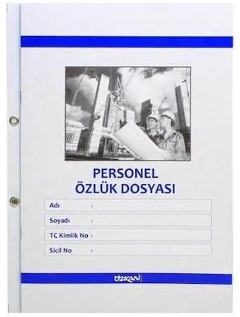 Özkan Personel Özlük Dosyası