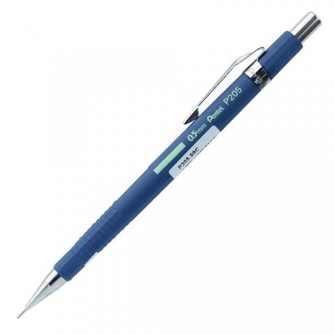 Pentel Sharp 2021 Koleksiyon P205 0.5mm Mekanik Kurşun Kalem - Gece Mavisi