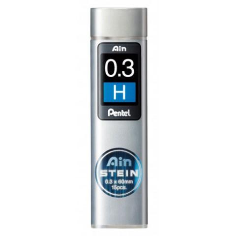 Pentel Ain Stein 0.3 mm H 15'li Min (Uç)