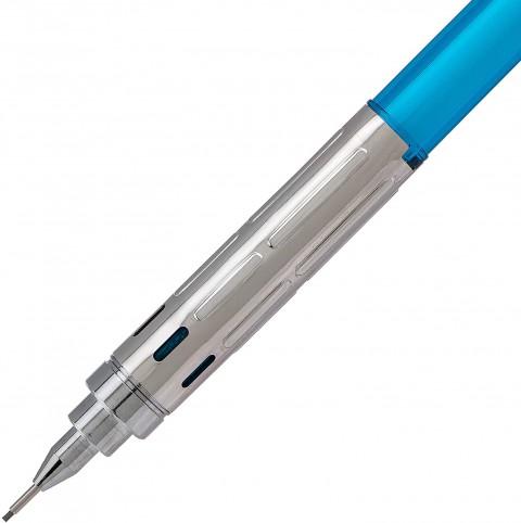 Pentel GraphGear 300 0.7 mm Mekanik Kurşun Kalem - Gökyüzü Mavi