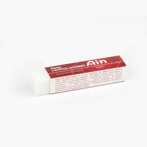Pentel Hi-Polymer Ain Soft Silgi