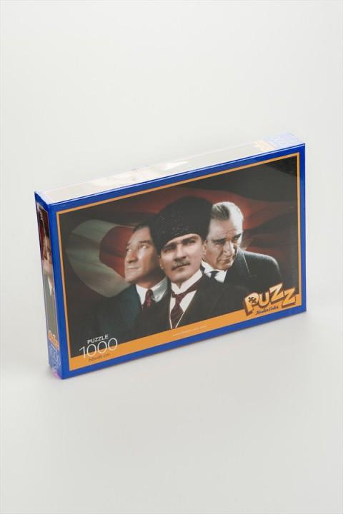 Keskin Color 1000 Parça Puzzle Atatürk 3 Portre