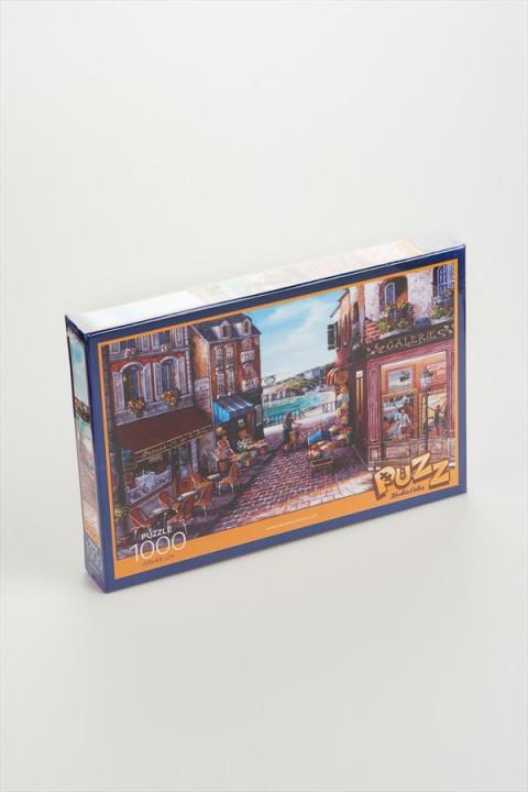 Keskin Color 1000 Parça Puzzle Pazar Gezintisi