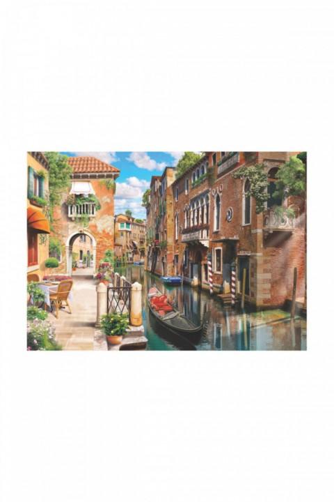 Keskin Color Gondol 1000 Parça Puzzle