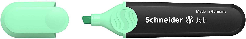 Schneider Job 150 Pastel Fosforlu Kalem - Pastel Yeşil