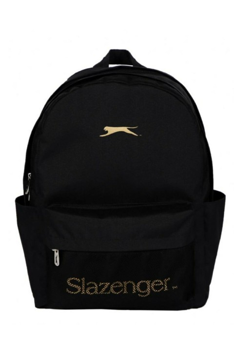 Slazenger File Cepli Okul Çantası - Siyah