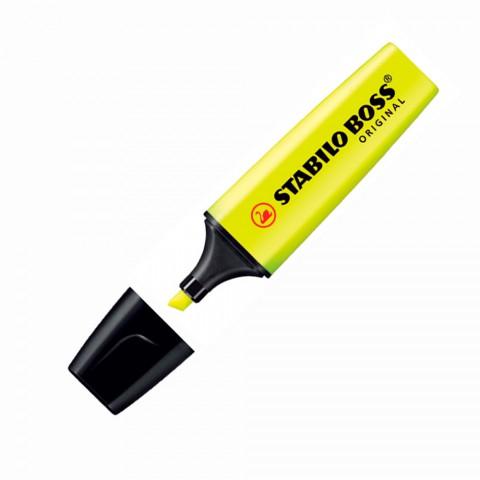Stabilo Boss Original İşaretleme Kalemi 70/24 - Sarı