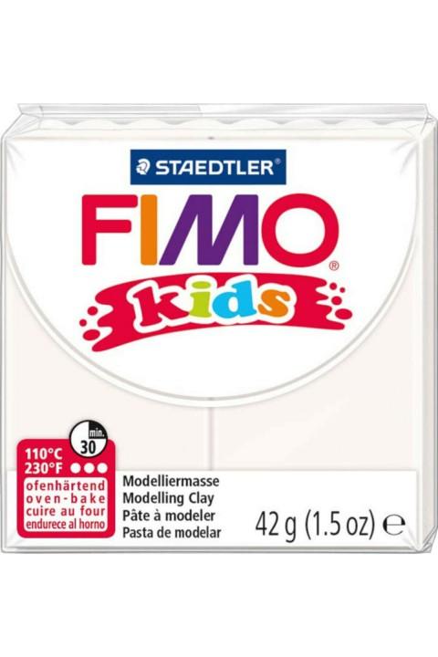 Staedtler Fimo Kids Polimer Kil 42gr White