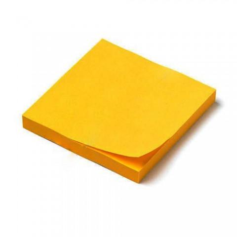 Stick Note Pad 100 Yaprak Yapışkanlı Kağıt