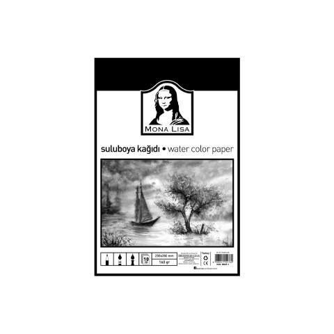 Südor 2335 160g 10 Yaprak  Suluboya Kağıdı