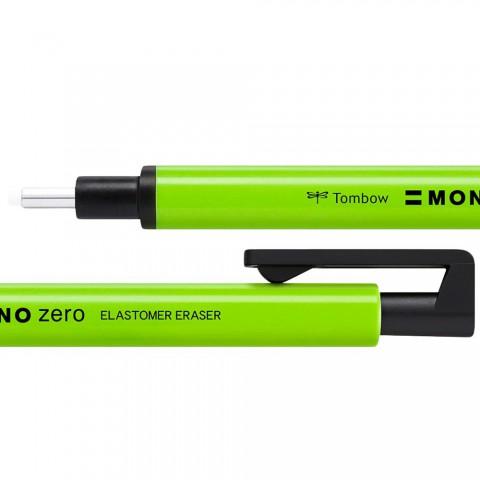Tombow Mono Zero Kalem Silgi 2,3mm Neon Yeşil