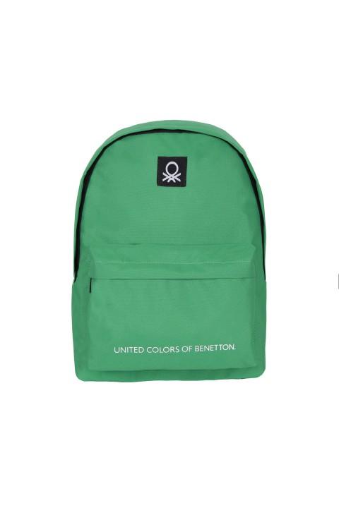 United Colors of Benetton 2021 Yeni Sezon Sırt Çantası Yeşil 70683