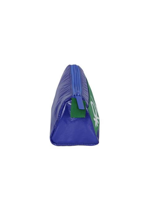 United Colors of Benetton 2021 Yeni Sezon Tek Gözlü Kalem Kutu Mavi 70149