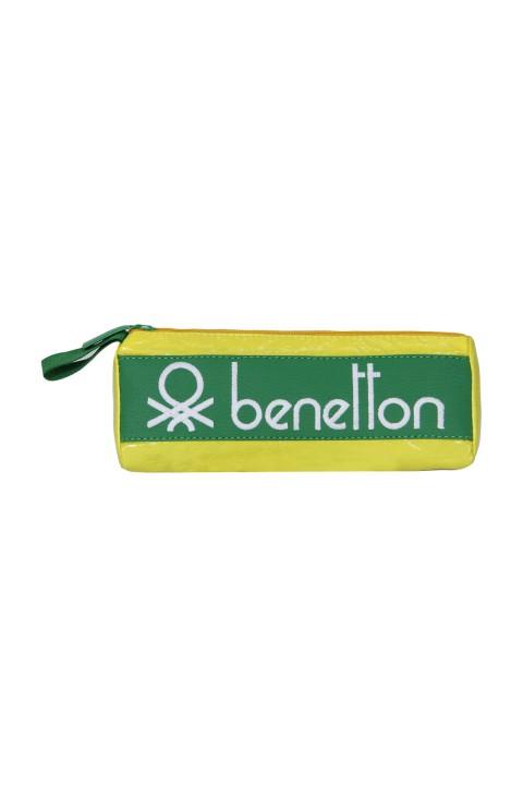 United Colors of Benetton 2021 Yeni Sezon Tek Gözlü Kalem Kutu Sarı 70139