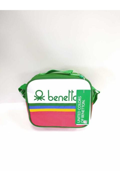 United Colors of Benetton Beslenme Çantası Beyaz 70036