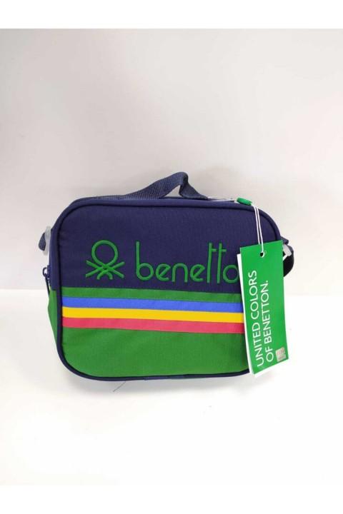 United Colors of Benetton Beslenme Çantası Lacivert 70042
