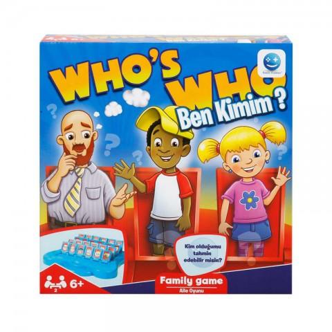 Who is Who? / Ben Kimim? Kutu Oyunu