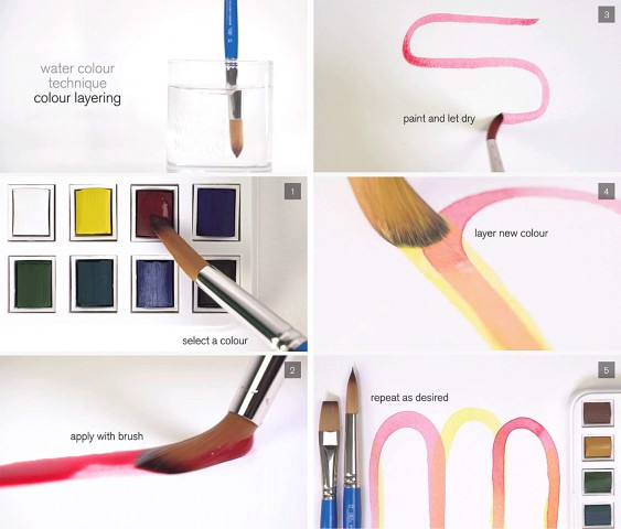 Winsor Newton Cotman 12 Renk Cep Tipi (yarım Boy) Tablet Sulu Boya
