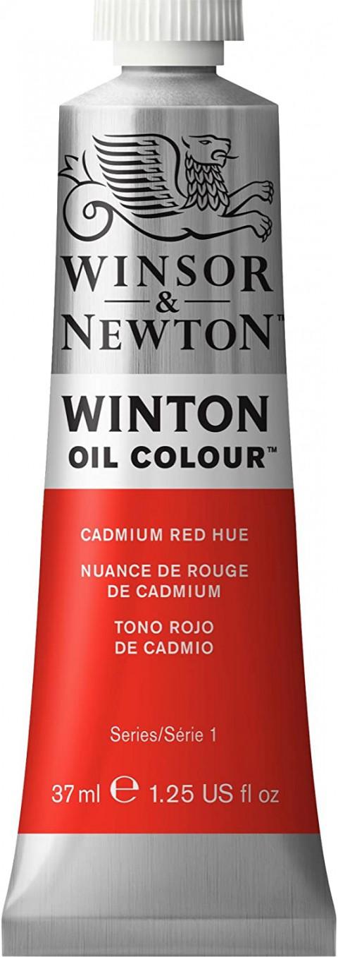 Winsor Newton Winton Yağlı Boya 37ml - Cadmium Red Hue 095